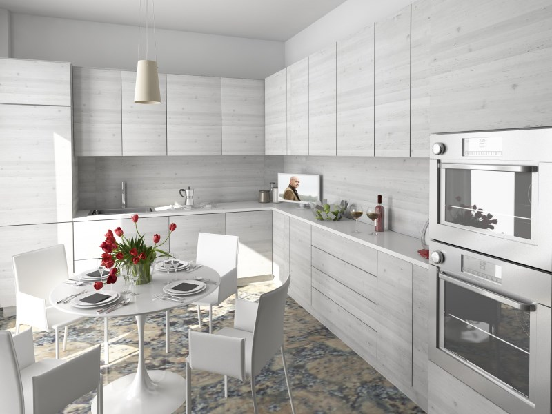 Cucine Moderne - Vantellino Arredamenti Produzione mobili su misura ...