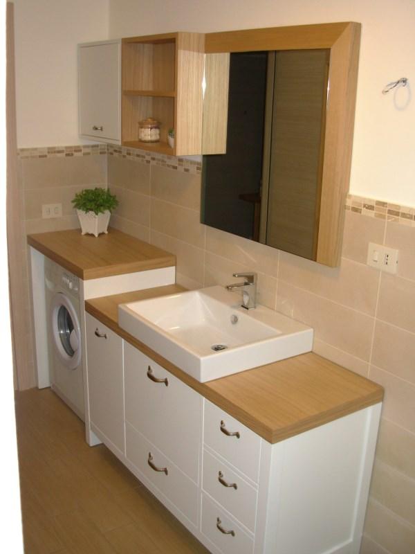 Bagni vantellino arredamenti produzione mobili su misura milano paderno dugnano - Top bagno su misura ...